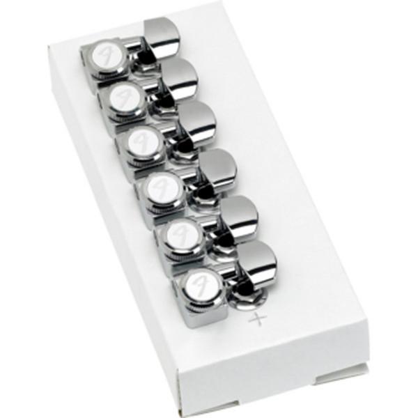 Fender Locking Stratocaster/Telecaster Tuning Machines, Chrome