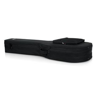 Gator GL-AC-BASS Rigid EPS Acoustic Bass Guitar Case, Top
