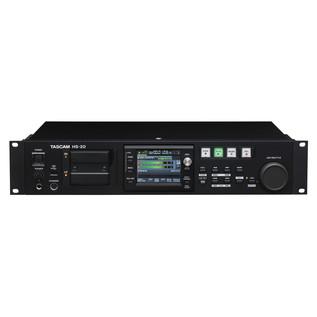 Tascam HS-20 Broadcast/Studio Stereo Recorder 2