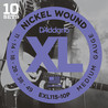 D ' Addario EXL115 Electric Strings 10 pack