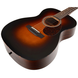 Sigma OMR-21-SB Auditorium Acoustic Guitar, Sunburst