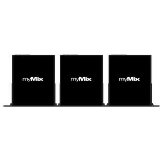 myMix RX-2 Network Mixer Rackmount