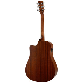 Sigma DMC-15E Electro Acoustic Guitar, Natural