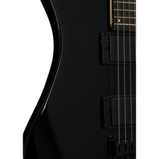 Peavey AT-200 Auto-Tune Electric Guitar, Black