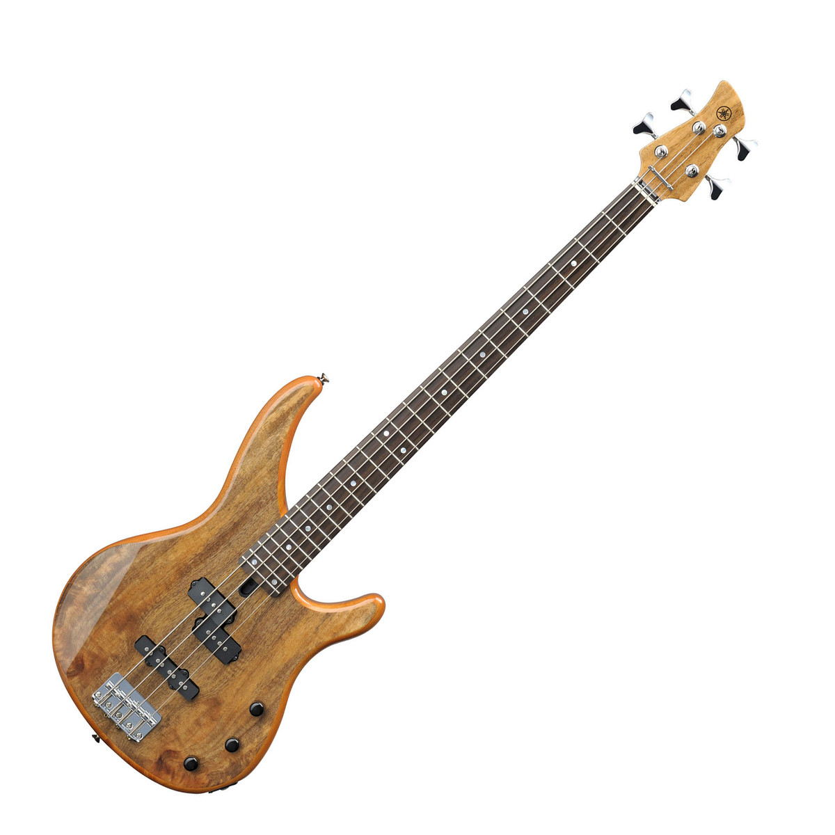 Yamaha Trbx Ew Mango Wood  String Electric Bass Guitar Natural