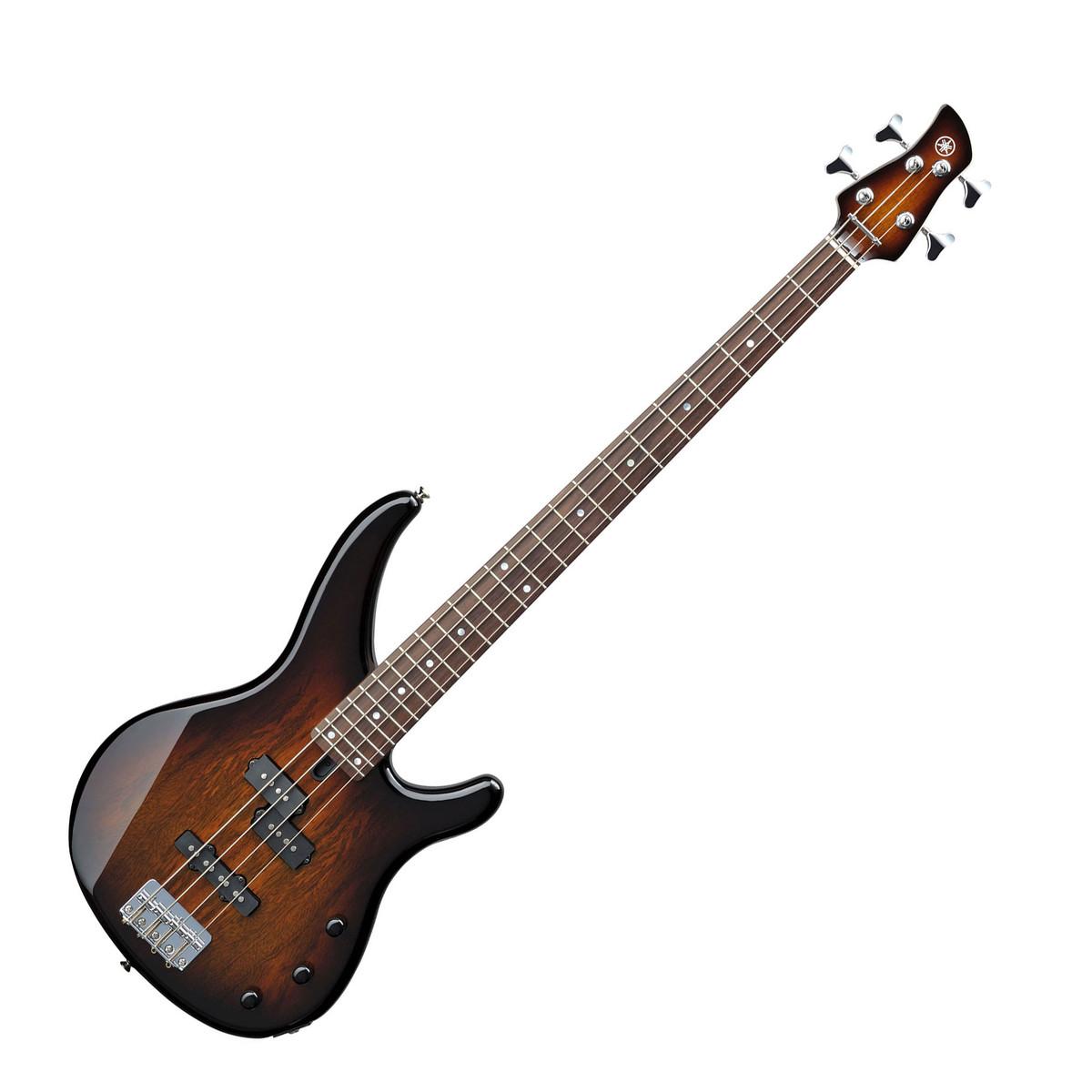 yamaha trbx174ew electric bass guitar tobacco brown sunburst at gear4music. Black Bedroom Furniture Sets. Home Design Ideas