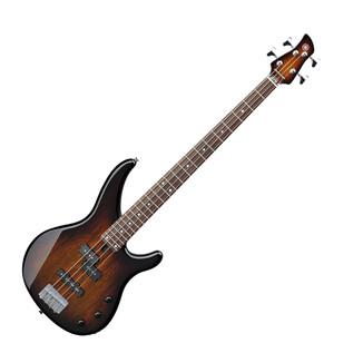 Yamaha TRBX174EW Electric Bass Guitar, Tobacco Brown Sunburst