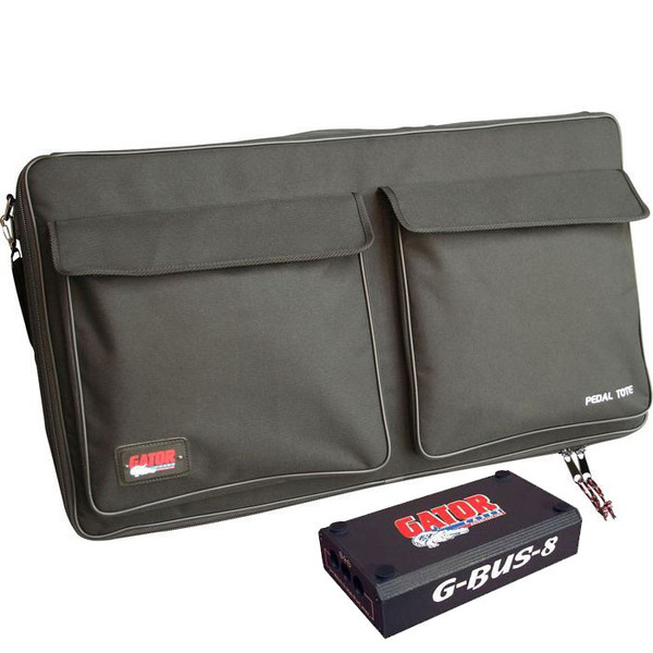 Gator Pedal Tote Bag Pro With GBUS8