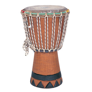 Performance Percussion Djembe Drum, 22cm