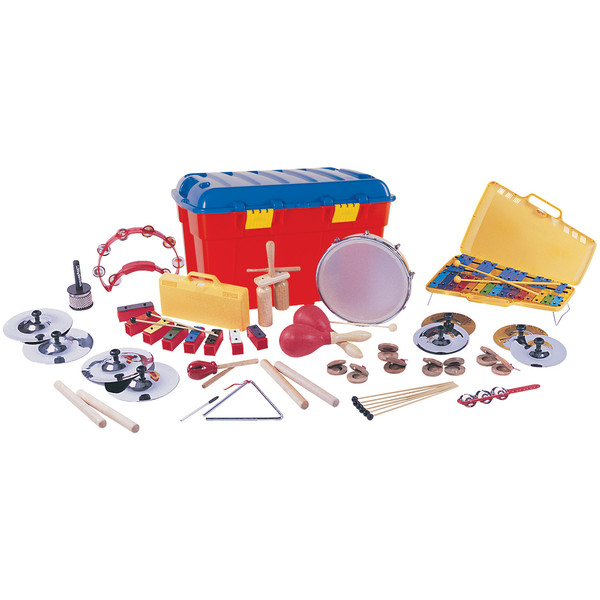 Performance Percussion Key Stage 2 Percussion Set