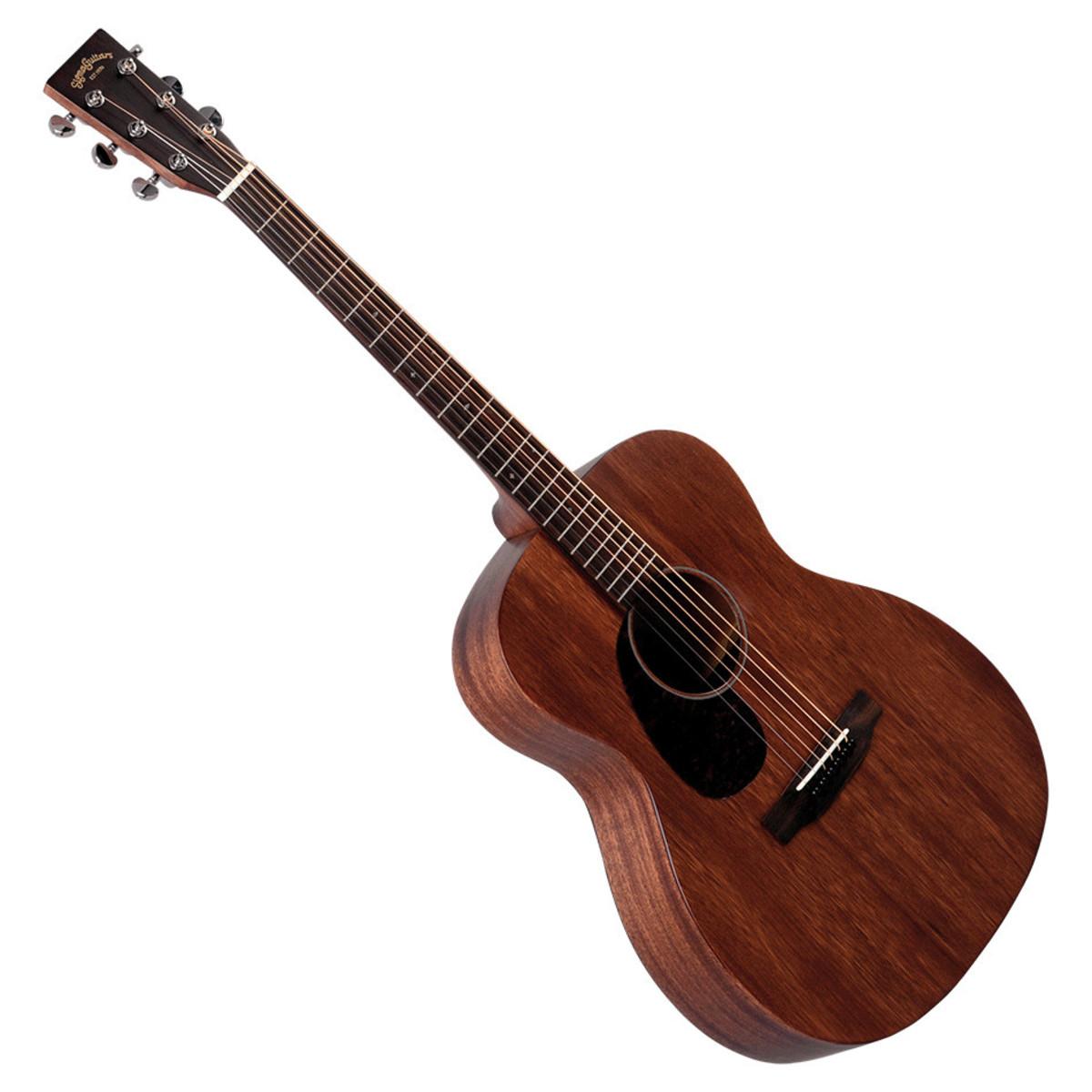 sigma 000m 15l left handed acoustic guitar natural at. Black Bedroom Furniture Sets. Home Design Ideas