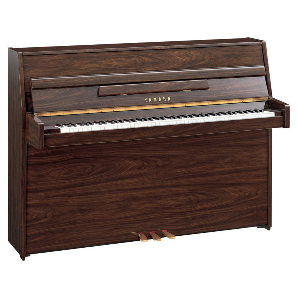 yamaha b1 upright acoustic piano simulated walnut at gear4music. Black Bedroom Furniture Sets. Home Design Ideas