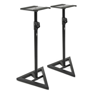 KRK Rokit RP6 G3 Active Monitors, Pair with FREE Monitor Stands