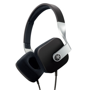 Yamaha HPHM82 Headphones, Black