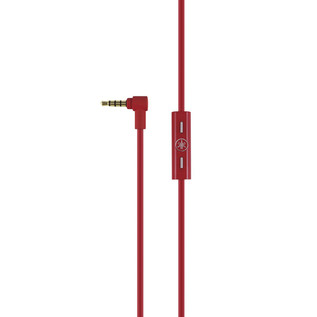 Yamaha HPHM82 Headphones, Red