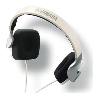 Yamaha HPHM82 Headphones, White
