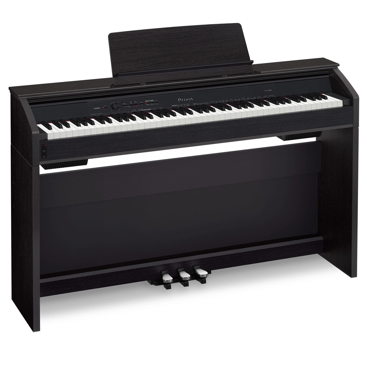 disc casio privia px 860 digital piano at gear4music. Black Bedroom Furniture Sets. Home Design Ideas