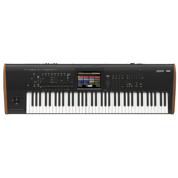 Korg Kronos Mk2 73 Key Music Workstation