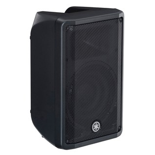 Yamaha DBR10 Active PA Speaker side