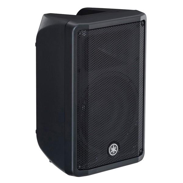 Yamaha DBR10 Active PA Speaker side