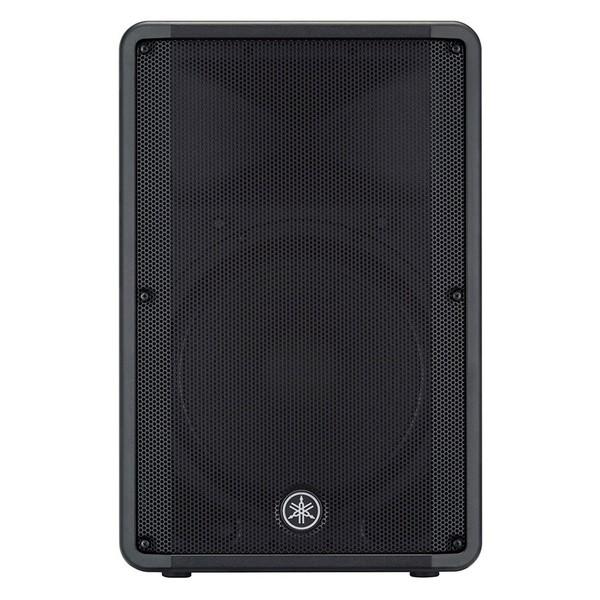 Yamaha DBR10 Active PA Speaker front
