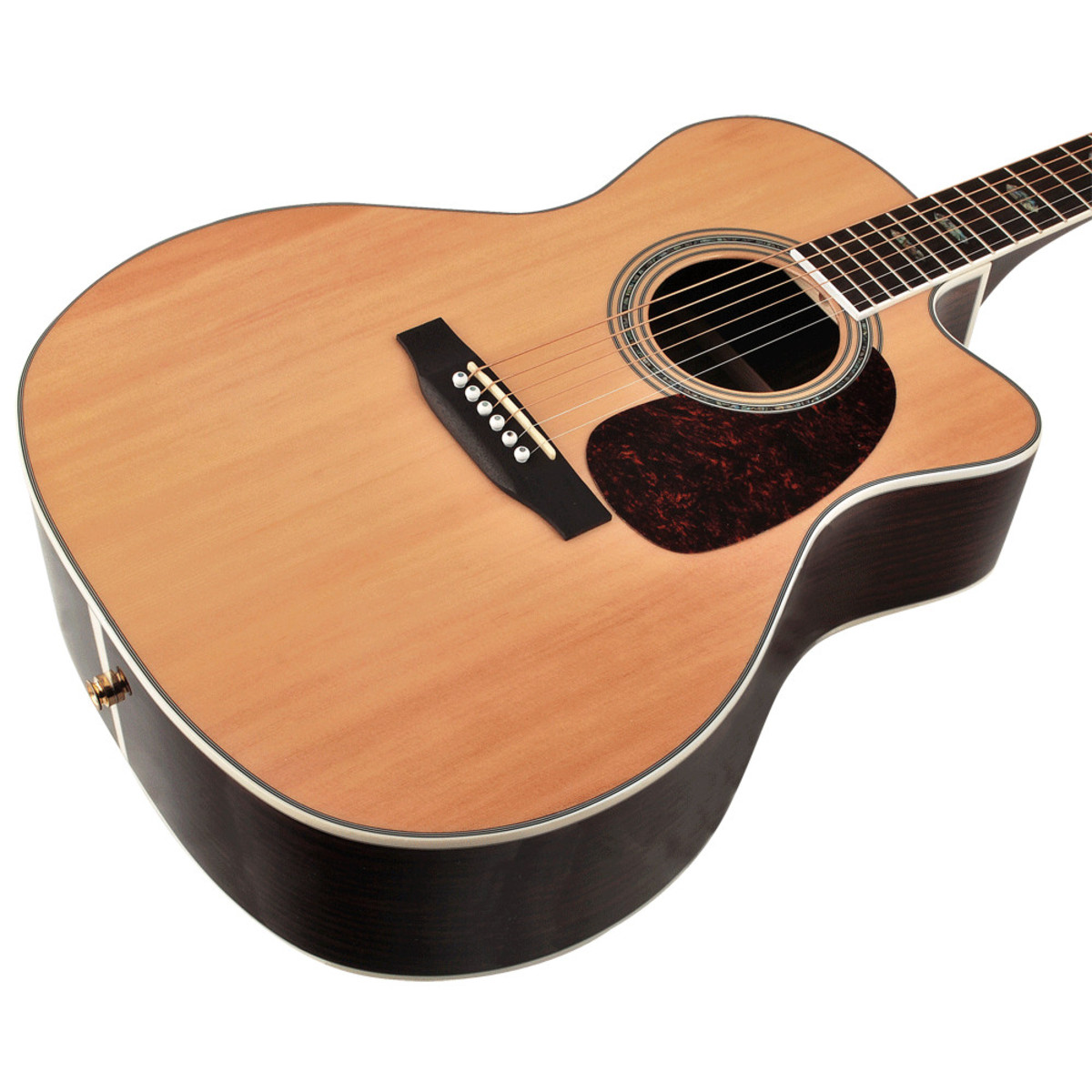 Sigma JRC-40E Electro-Acoustic Guitar, Natural at Gear4music com
