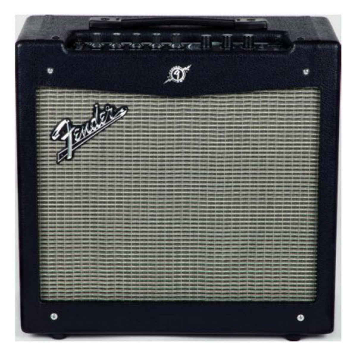 fender mustang ii v 2 guitar combo amp nearly new at gear4music. Black Bedroom Furniture Sets. Home Design Ideas