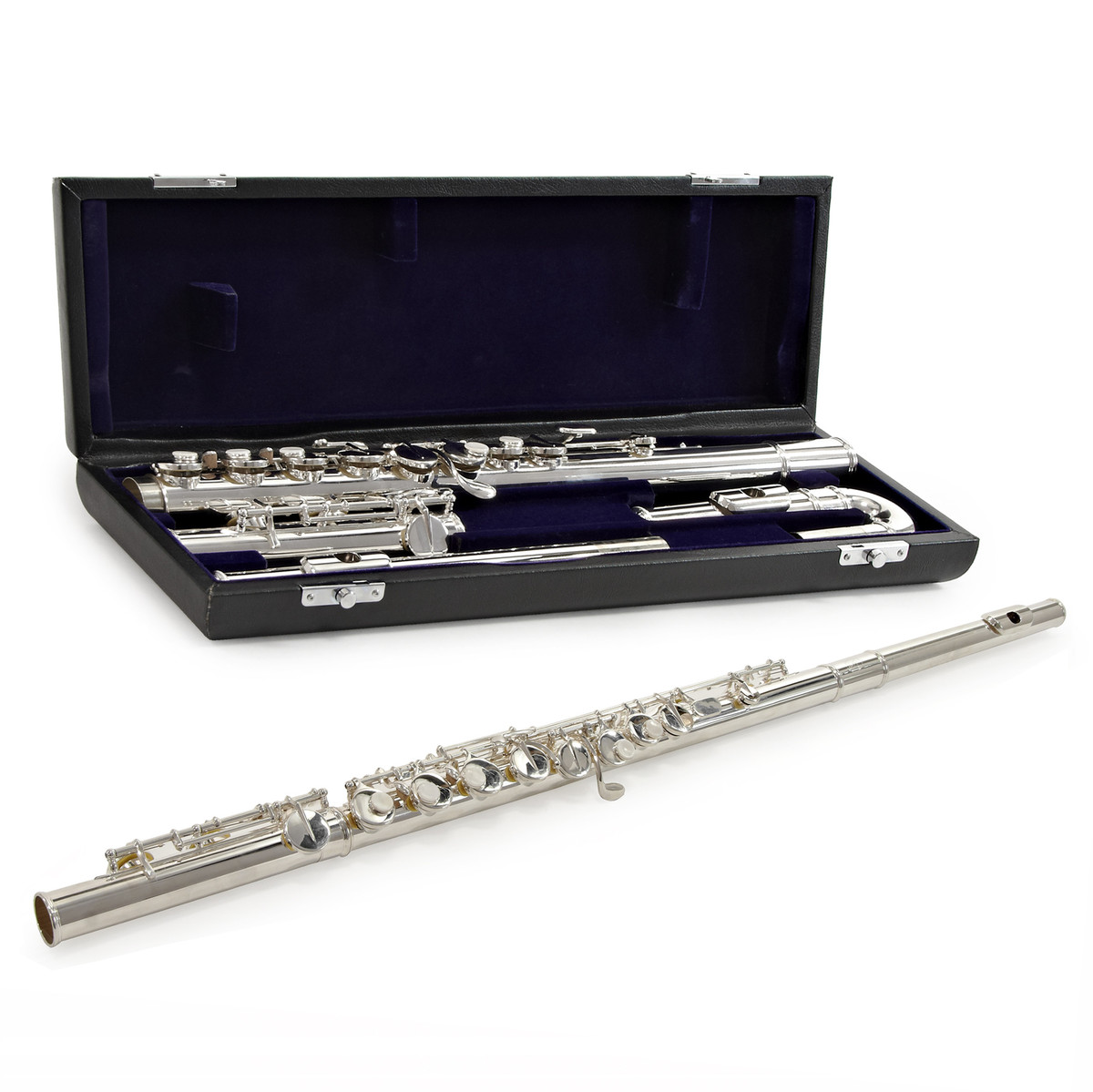 Click to view product details and reviews for Rosedale Alto Flute By Gear4music.