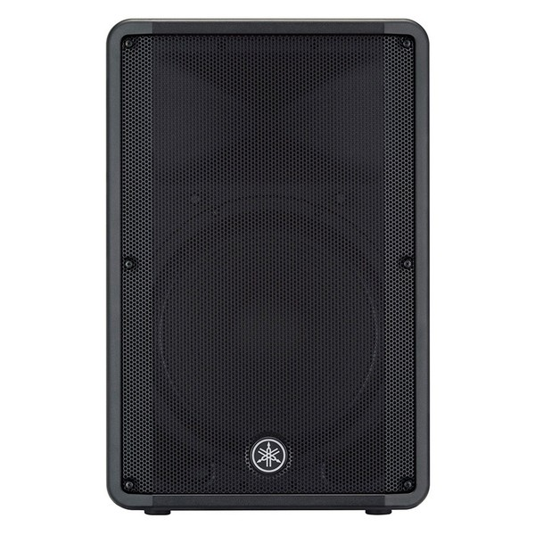 Yamaha DBR15 Active PA Speaker front