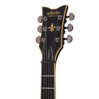 Schecter Blackjack ATX Solo-II Electric Guitar, Aged Black Satin