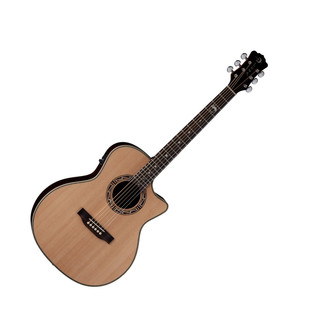 Luna Americana Mimbres Acoustic Electric, Natural