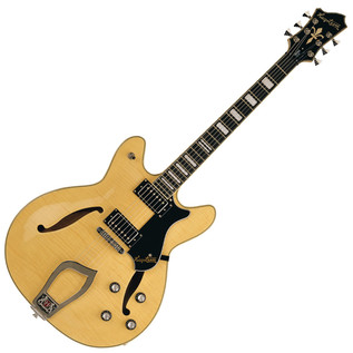 Hagstrom Viking Deluxe, Natural