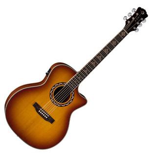 Luna Americana Zia Electro Acoustic Guitar