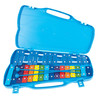 Performance Percussion G5-A7 27 Note Glockenspiel, touches colorées