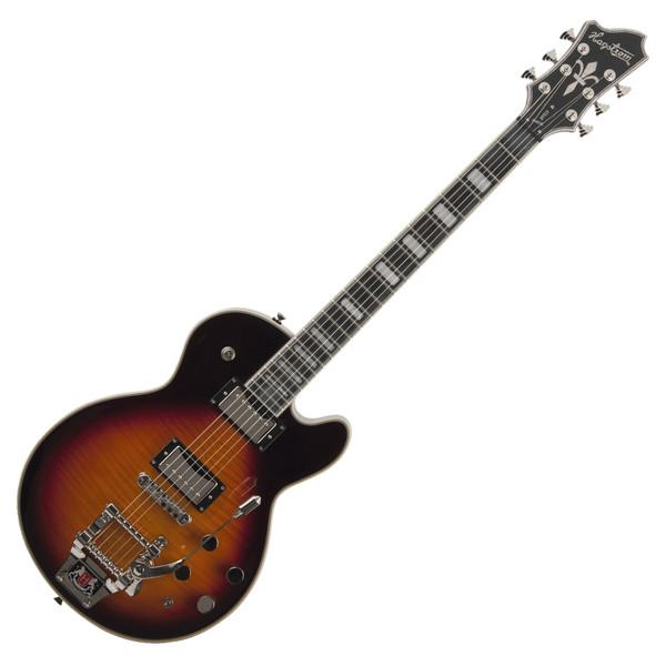 Hagstrom Tremar Super Swede Guitar, Vintage Sunburst