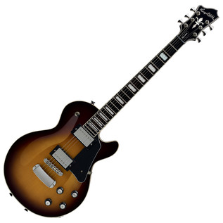 Hagstrom Northen Super Swede Guitar, Tobacco Sunburst