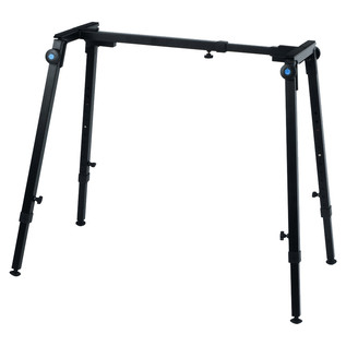 Quiklok Adjustable and Foldable Mixer/DJ/Keyboard Stand