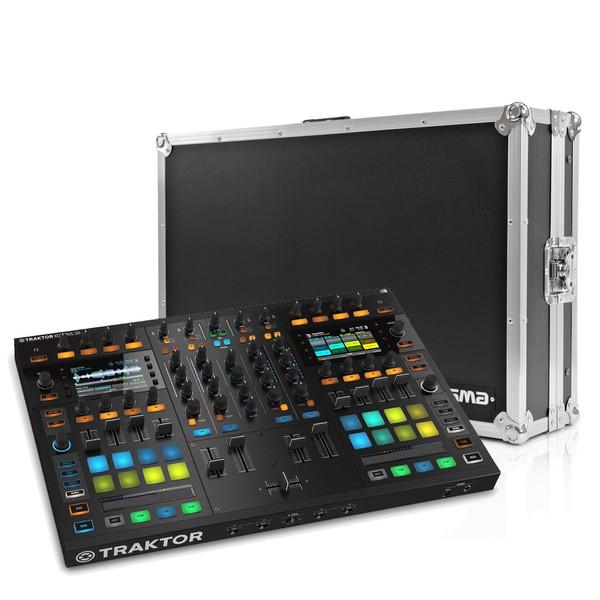 Native Instruments Traktor Kontrol S8 DJ Controller with Magma Case