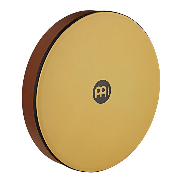 "Meinl HD14AB-TF 14"" Hand Drum True Feel Synthetic Head, African Brown"