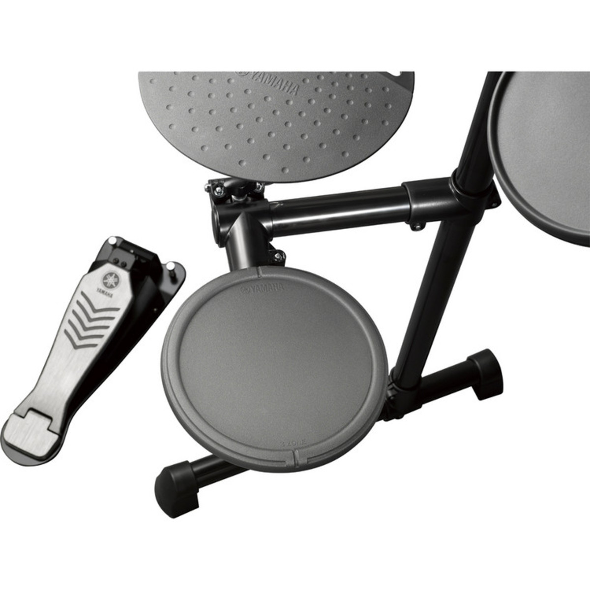 yamaha dtx450k electronic drum kit nearly new at gear4music. Black Bedroom Furniture Sets. Home Design Ideas