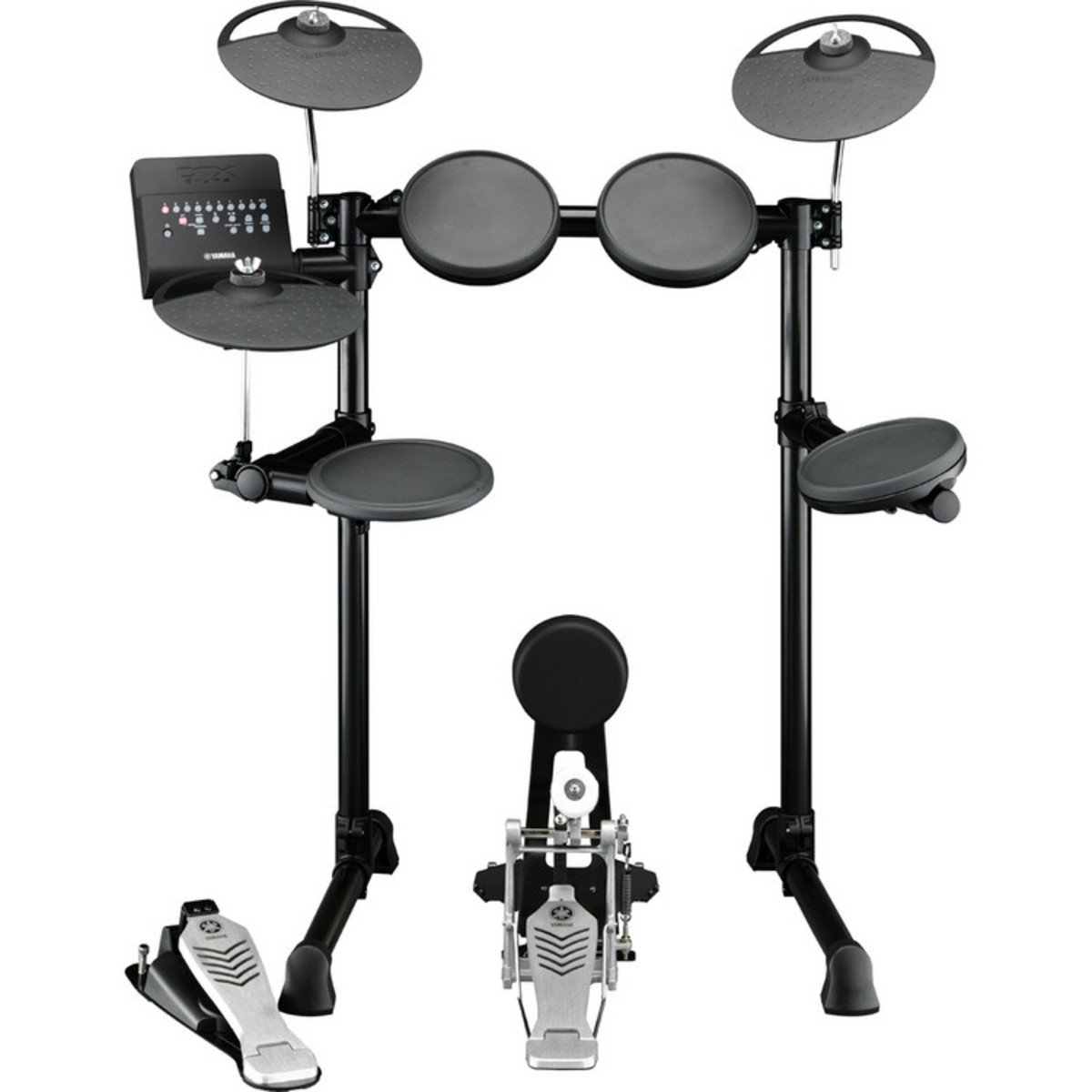 Yamaha dtx450k electronic drum kit nearly new at for Yamaha drums electronic