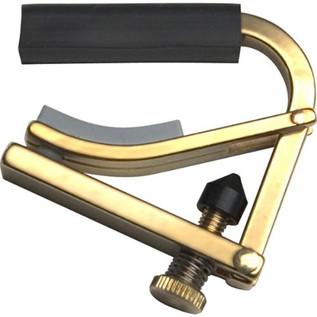 Shubb C5B Banjo Capo, Brass