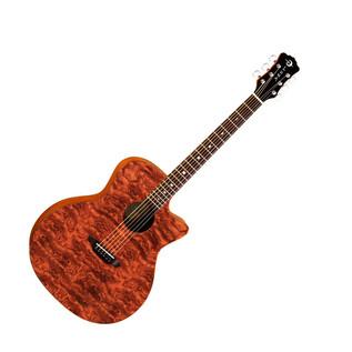 Luna Gypsy Bubinga Grand Auditorium Acoustic Guitar