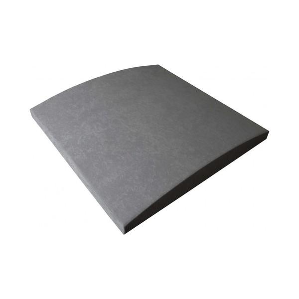 Vicoustic Cinema Round Premium Acoustic Panel 22A, Grey Box of 8