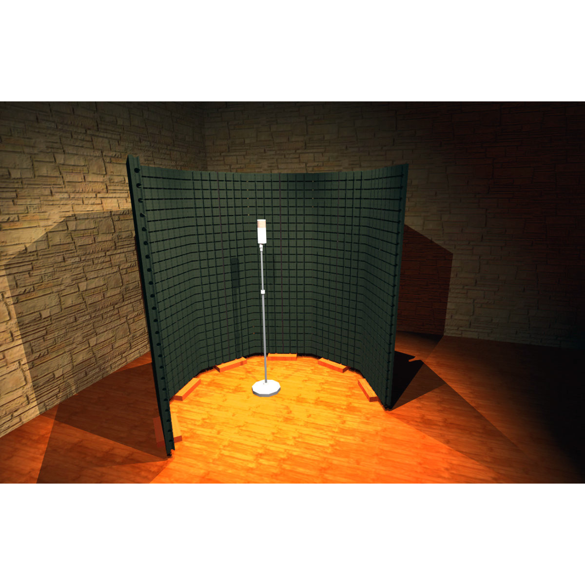 Box Wall Panels : Vicoustic flexi wall acoustic panel box of at