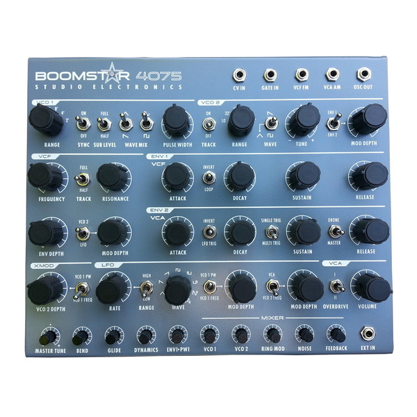 Studio Electronics Boomstar 4075 Synthesizer