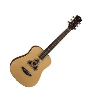 Luna Safari Trinity Travel Guitar + Gig Bag