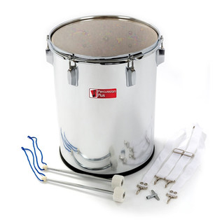 Percussion Plus PP782 10'' Samba Drum, Surdo