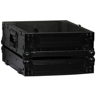 Gator Tour Case For 10'' DJ Mixers, Stacked