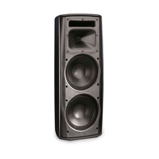 QSC AD-S232HT Surface Mount Speaker, Dual 8'' Weather Resistant 2
